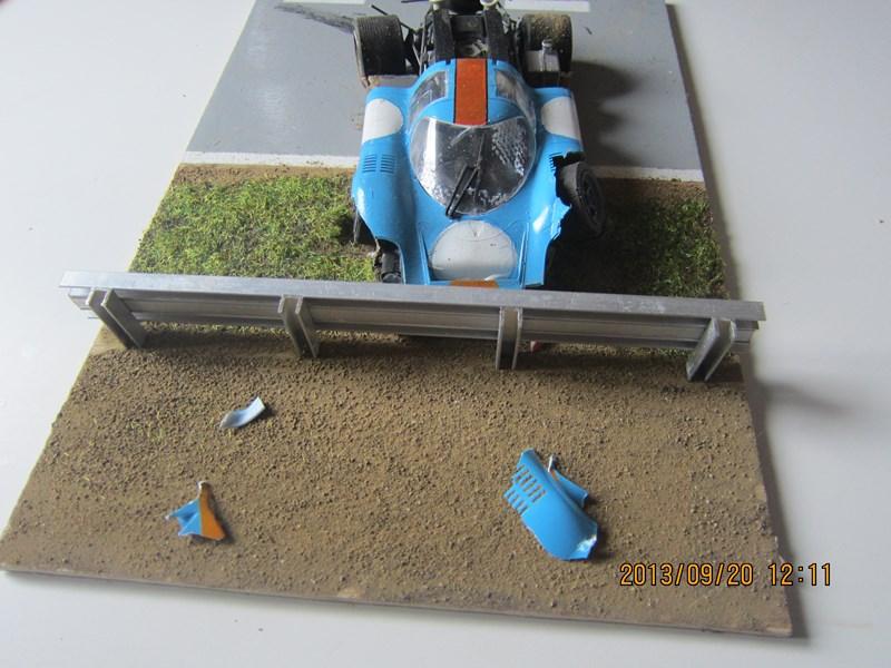 Accident Porsche 917 n°20 au Mans 160336IMG1283Copier