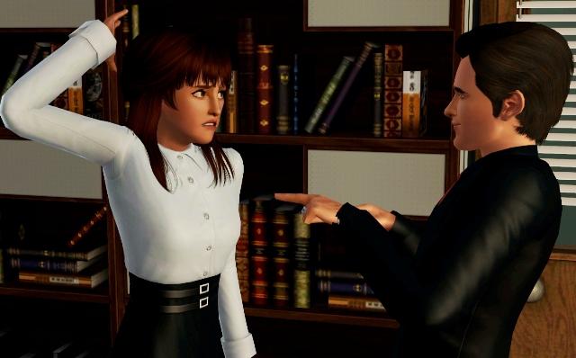 """[Terminé] Sims Histoires de Jobs """"Au bureau"""" - Page 16 160921Screenshot21"""