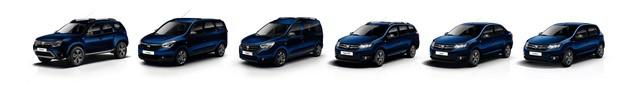 Dacia : une série limitée anniversaire pour tous les modèles de la gamme 1612246638516