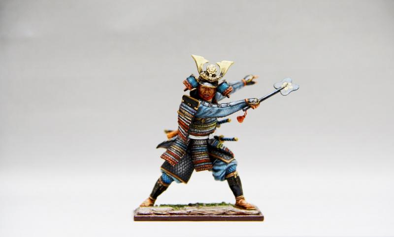 Azincourt et Japon Feodal 161309OdaNobunagaFace