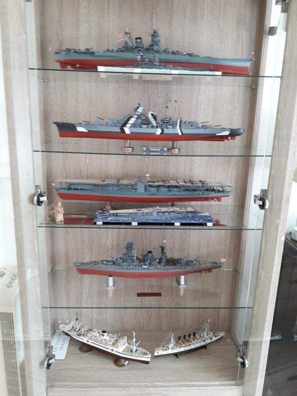 Bismarck 1/350 Revell Premium + PE 16132785264820170829120400