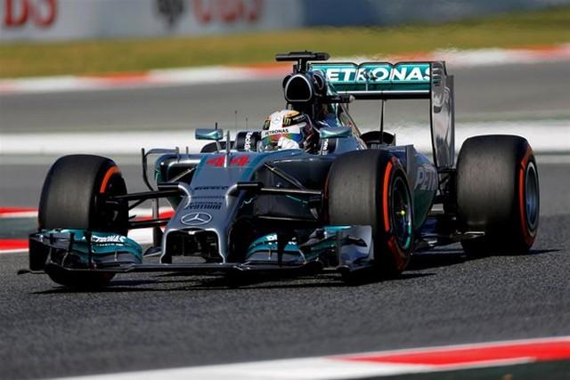 F1 GP d'Espagne 2014 : (essais libres-1-2-3-Qualifications) 1619302014libres2LewisHamilton