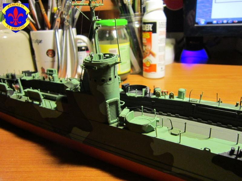 U.S. Navy Landing Ship Médium (Early) au 1/144 de Revell par Pascal 94 - Page 13 162135IMG43621