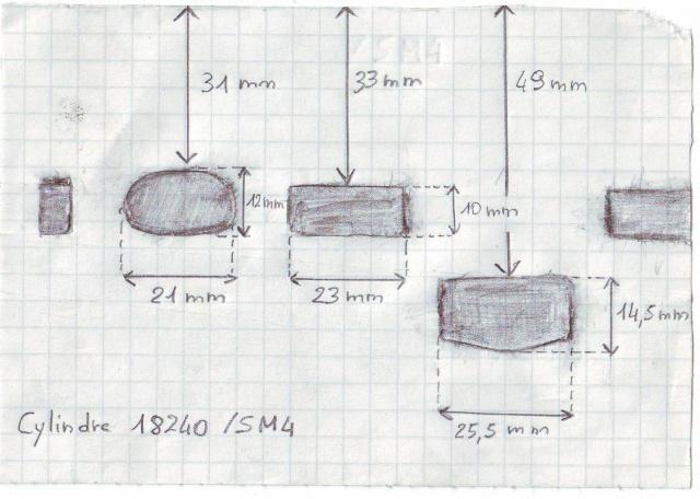 Preparación Cilindro 49cc 162373sm4