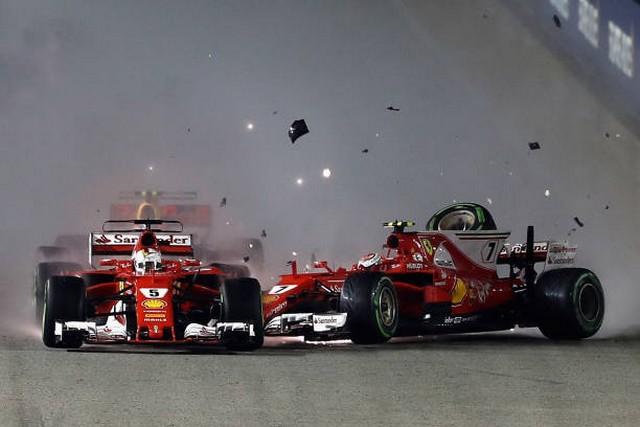 F1 GP de Singapour 2017 : Victoire Lewis Hamilton  162879848340620