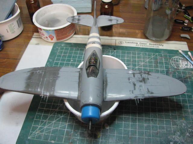 Restauration P-47D Monogram 1/48 .......Terminé!  163706IMG5456