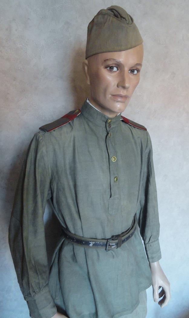 Armée rouge - Breslau et Torgau 1945 - tenue de combat 163802ivan