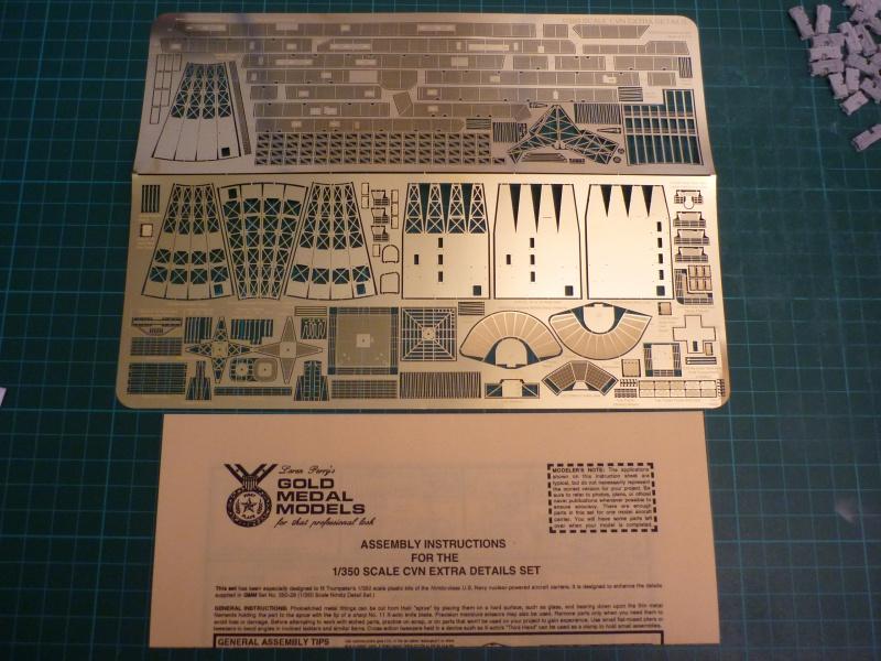 CVN Nimitz 1/350 Trumpeter 164803P1040816