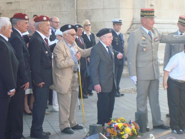 17 juin 2015 . 71 ans du débarquement à l'île d' Elbe 165360048