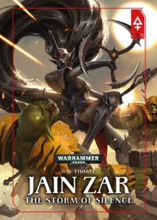 Programme des publications The Black Library 2017 - UK 165868JainZarSTD358x500