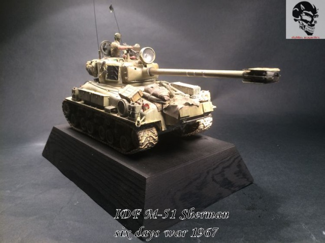 M-51 Super Sherman IDF - Academy 1/35 166327IMG4937