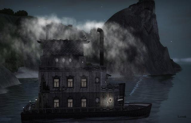 [Inspiration] [Sims 3] Maisons-bateaux - Page 2 166670Screenshot252