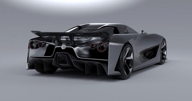 Le Nissan Concept 2020 Vision Gran Turismo Devient Réalité  16754812120215