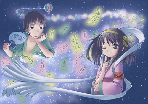 [Tradition] Tanabata ~ (七夕) 168234A80543761