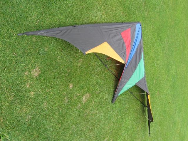 cerf-volant acrobatique 2 lignes de chez HQ  50 euros  169041IMG4975