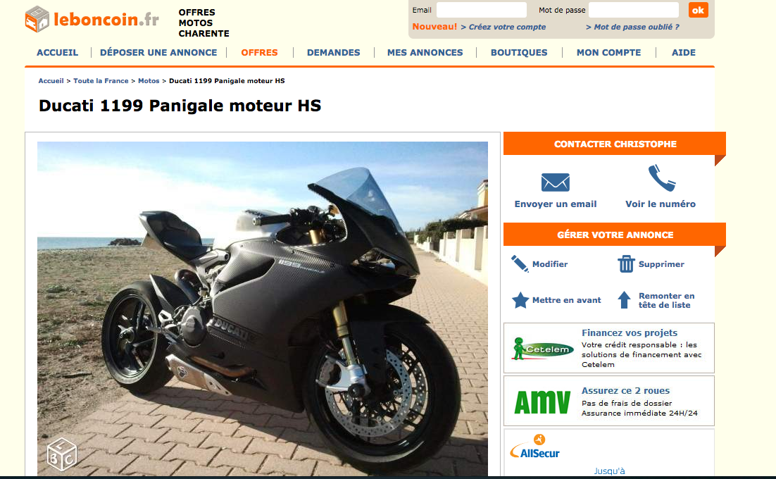 ducati 1199/1299 Panigale ( Topic N.4 ) - Page 3 170292Capturedcran20141224144652