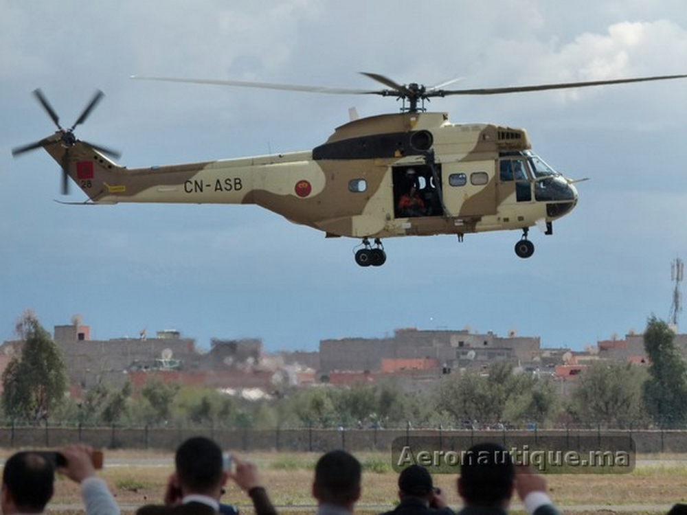 Photos des FRA à l'AeroExpo 2012 / RMAF in the Marrakech AirShow 2012 170946gal1693345