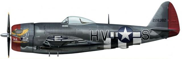 Restauration P-47D Monogram 1/48 .......Terminé!  171339HVSZemkesWolfpack