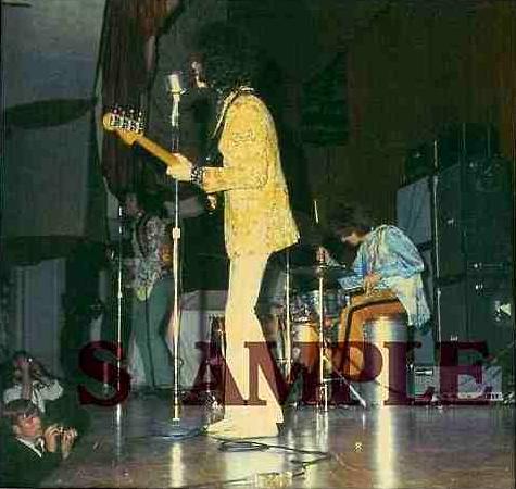 Washington (Hilton Hotel) : 10 mars 1968 [Second concert] 171425WashingtonDC196803101