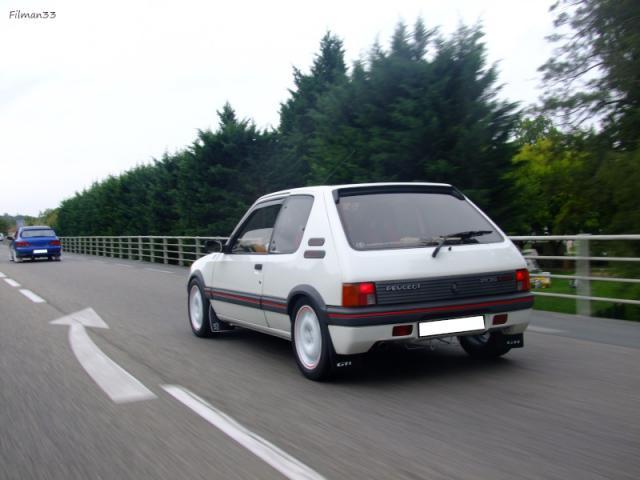 [manu47] 205 GTI 1.6L blanc meige 1987 173246dscf09112