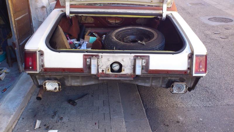 Ma Cadillac Séville de 1977 - Page 3 173533DSC1919