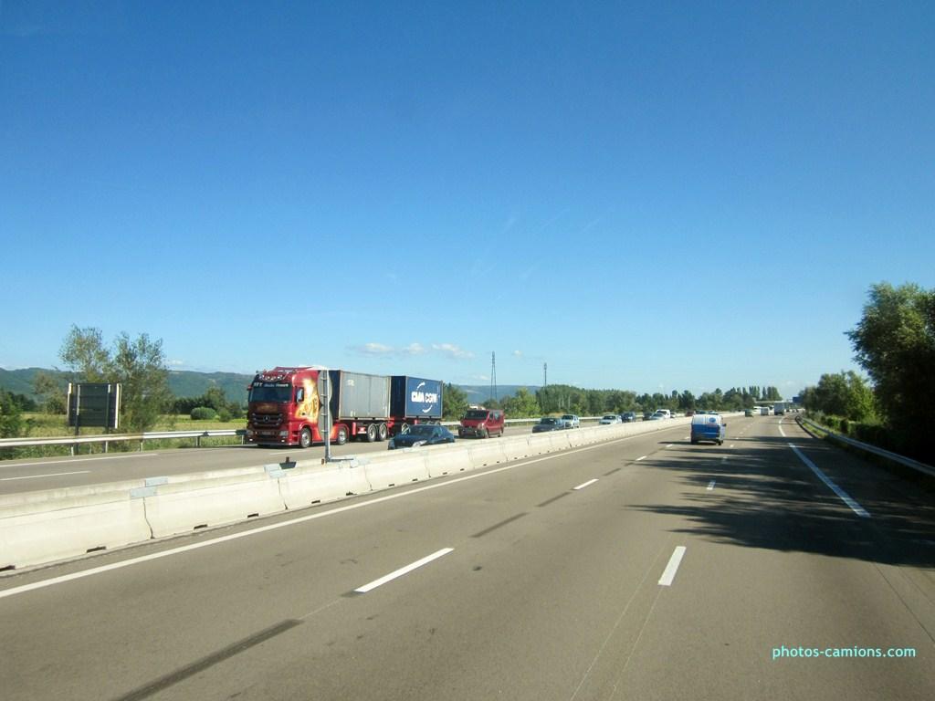 BFT (Billaud Folleas Transports) (Lyon) (69) 173645Divers090812016Copier