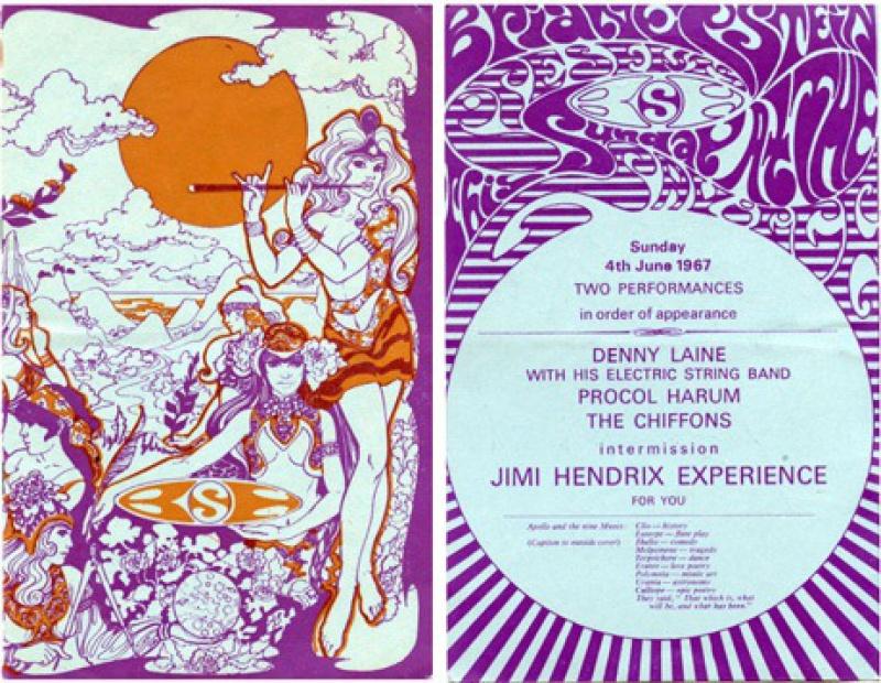Londres (Saville Theatre) : 4 juin 1967 [Premier concert] 173664page4031025full