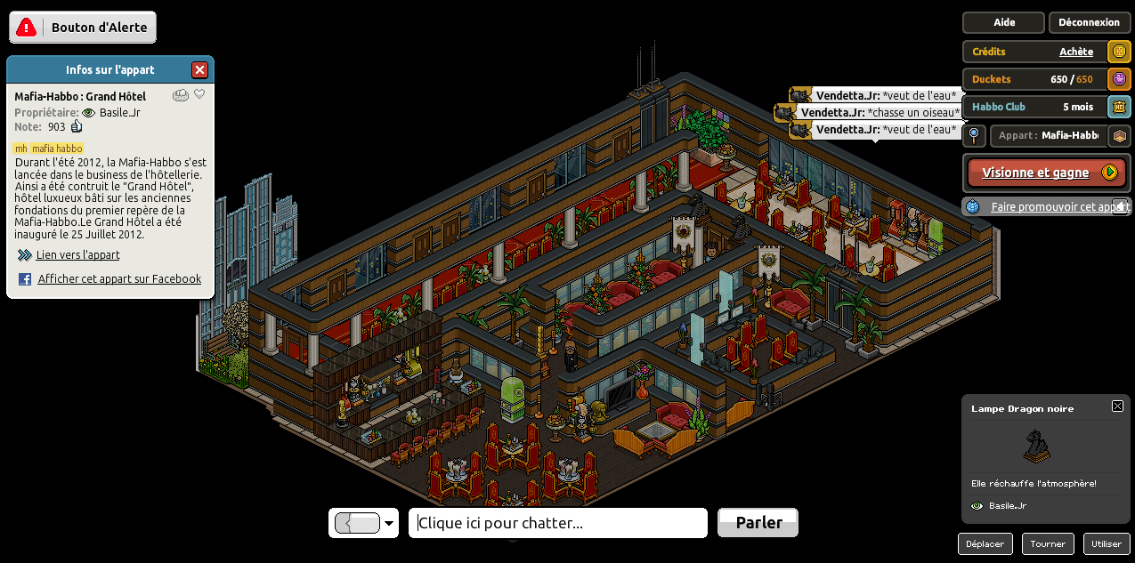 Mafia-Habbo 1 174295screenavanthallmh