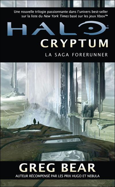 La saga forerunners, Tome 1 : Halo : cryptum 174314cryptum