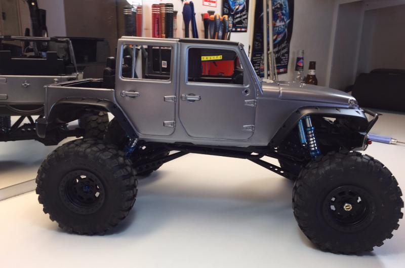 Jeep Rubicon Wraith New Bright 1747752126