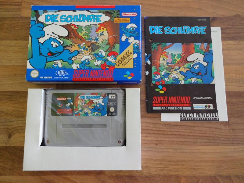 Prupru's Collection ! 100% Super Nintendo et 200% Super Comboy !! - Page 19 175483DSC00442