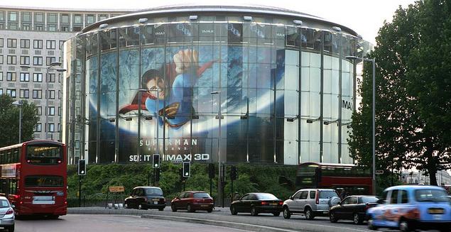 La Trilogie Batman projetée en IMAX (70mm/15 perf) au BFI à  Londres 175612imax5