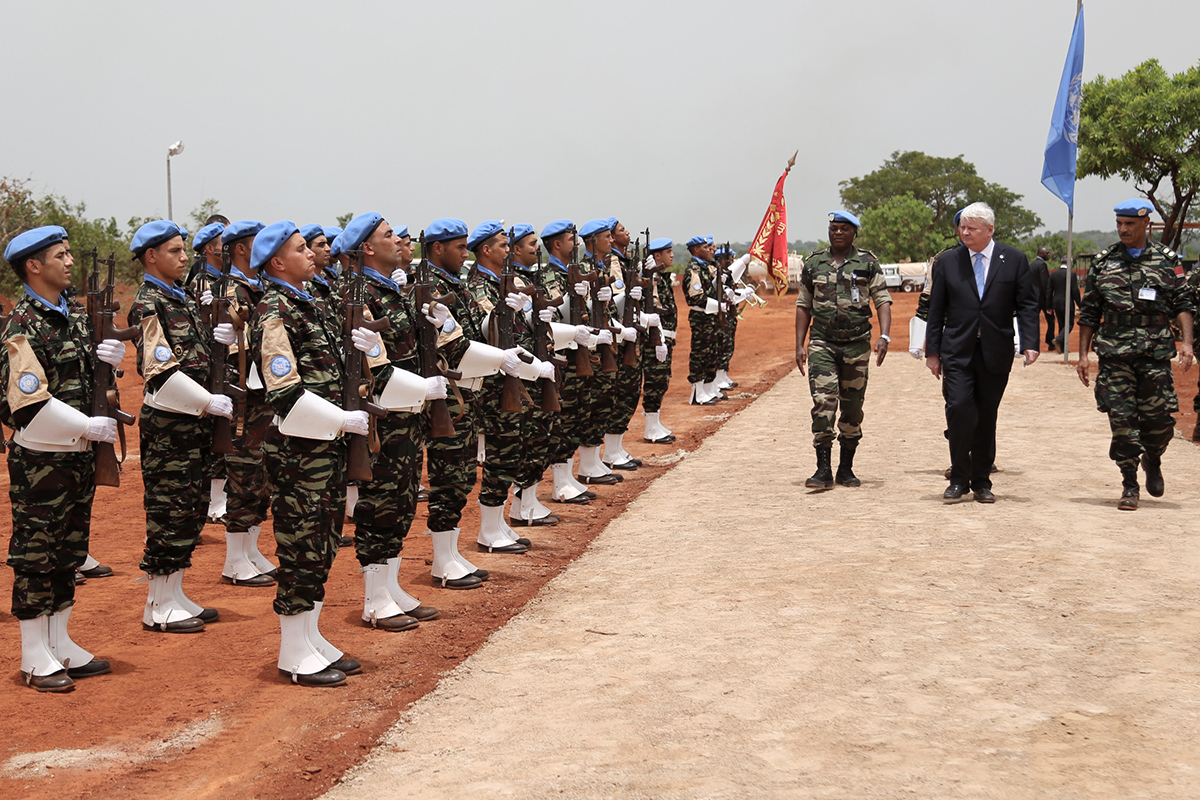 Maintien de la paix dans le monde - Les FAR en République Centrafricaine - RCA (MINUSCA) - Page 2 17751517100008400a1e30717fbo