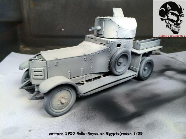 Pattern 1920 Rolls-Royce MK1 en Egypte - (Roden 1/35) 178093pattern1920022