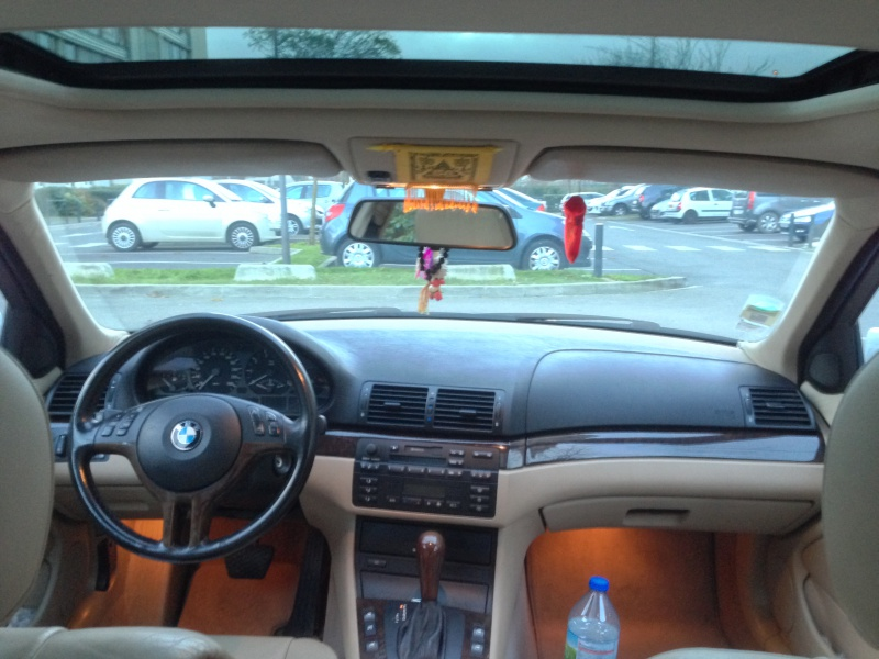 Ma nouvelle acquisition une BMW 320iA Touring 179526IMG5209