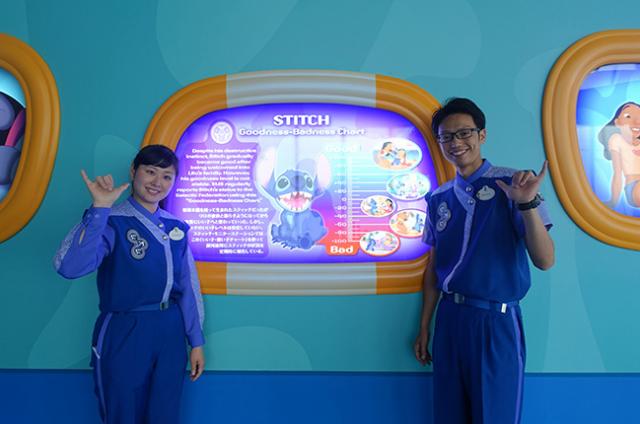 [Tokyo Disneyland] Nouvelle attraction : Stitch Encounter (17 juillet 2015) - Page 2 179813sti4