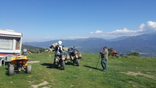 Ultimate Off Road 2016 : de Millau a Collioure, 1000 bornes de pistes en maxi trail 180188selectionUOR201625