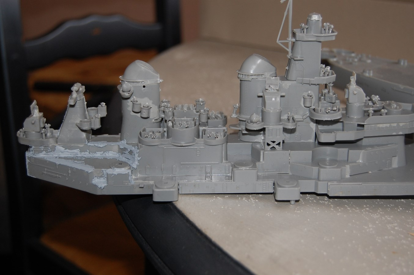 Revell USS Missouri BB-63 par EricAlain 180388Missouri10Copier