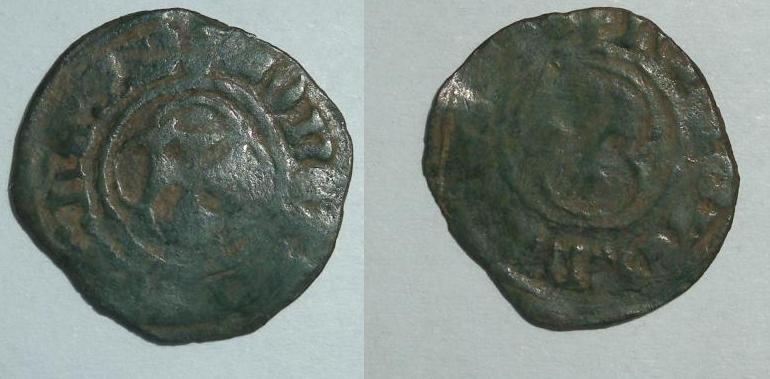 Obole tournois de Jeanne de Merwede -Seigneurie de Gerdingen  180983bill4