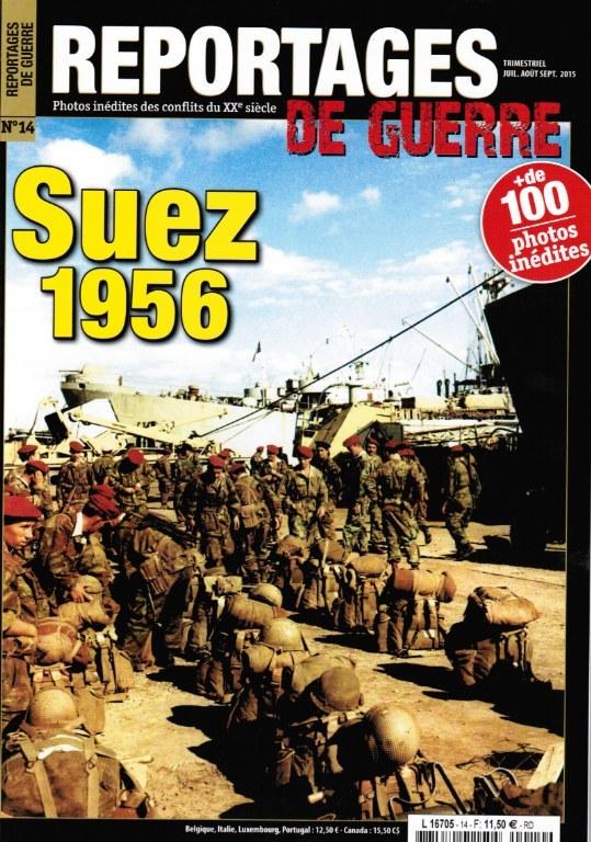 reportage de guerre  - Suez 181575ReportagedeGuerreSuez