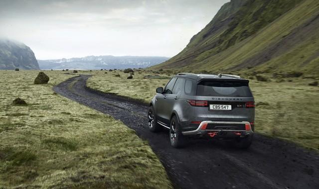 Nouveau Discovery SVX : Land Rover dévoile son champion tout-terrain au Salon de Francfort 182847l46219mysvx019glhd