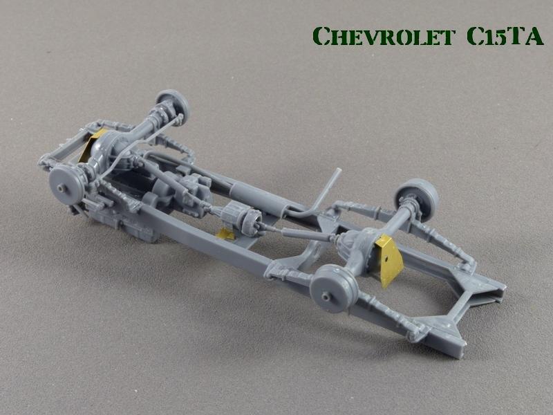 CHEVROLET C15TA - Normandie 44 - IBG 1/35 184107P1040103