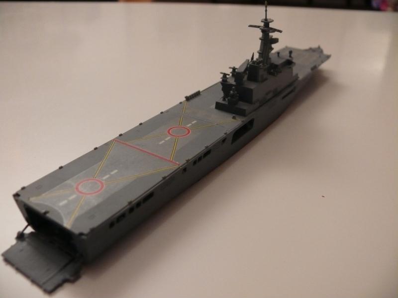 JMSDF LST Osumi 1/700 (Tamyia) 184443P1070982