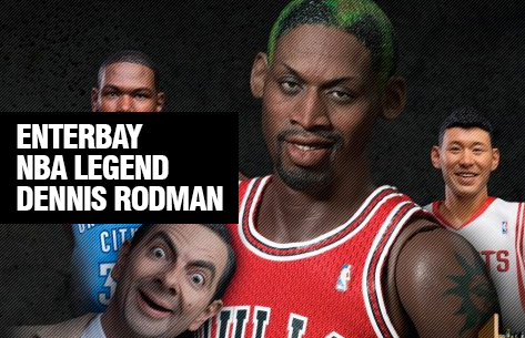 [Enterbay] NBA Legend Series: Dennis Rodman (Chicago Bulls) 185802rodman