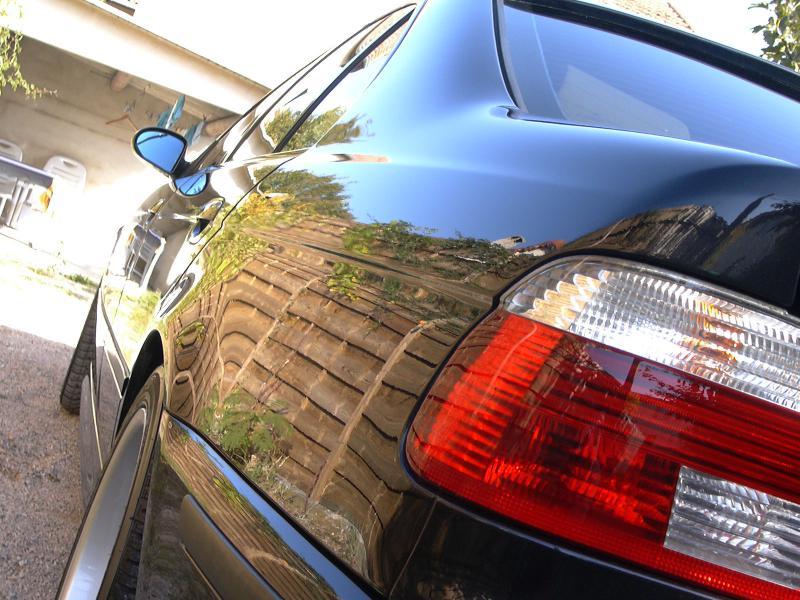 [BMW 530 d E39] Renaissance d'un Cosmos Schwarz Metallic 185956P1010077