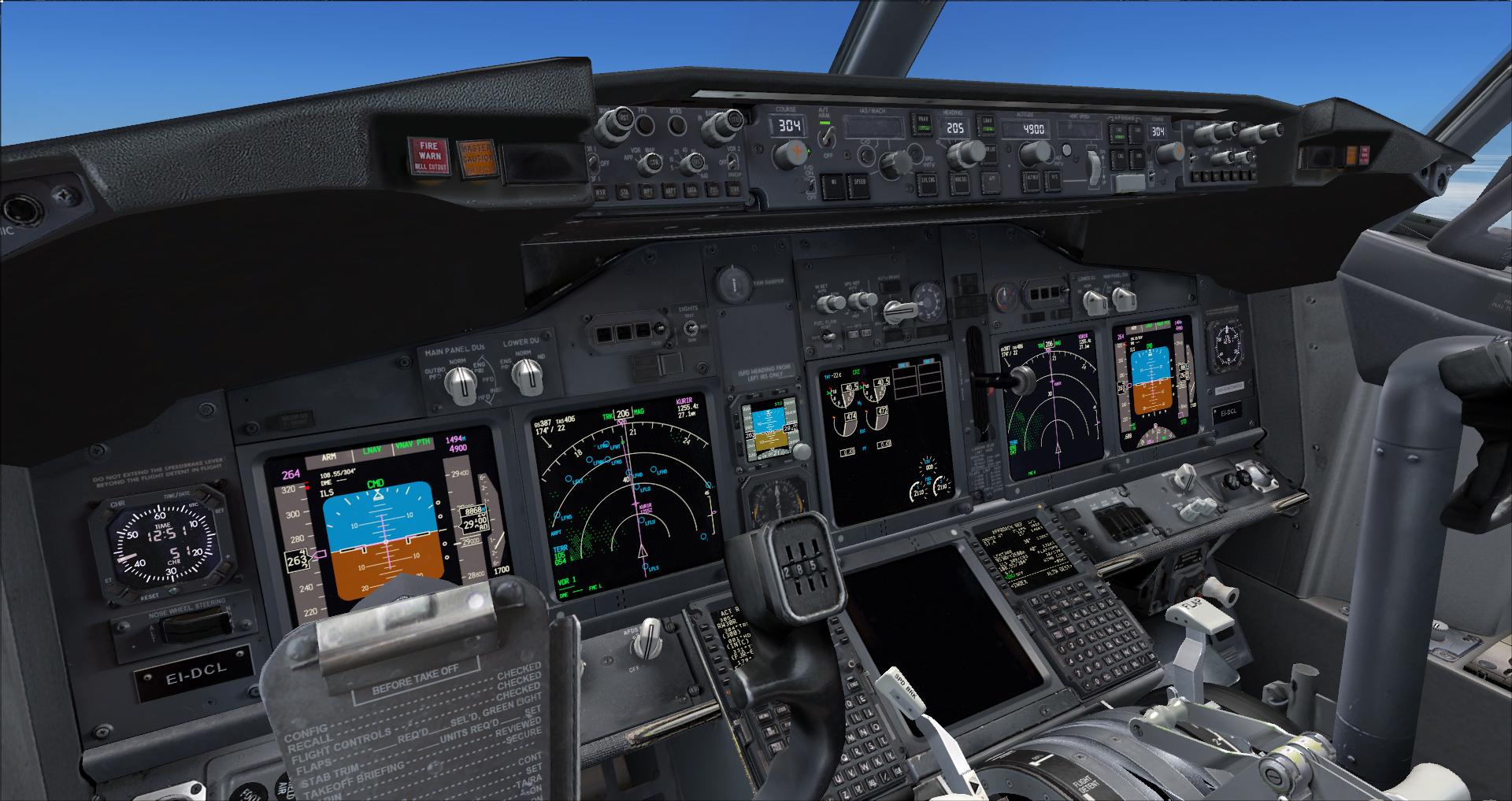 [FSX] Ryanair B737NG sur Montpellier 187209201461719344367
