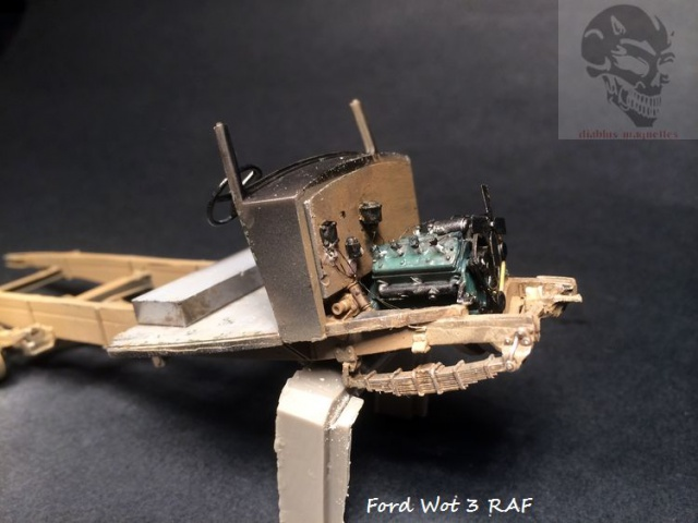 Ford Wot 3 RAF - Plus Model - 1/35 188305IMG3695