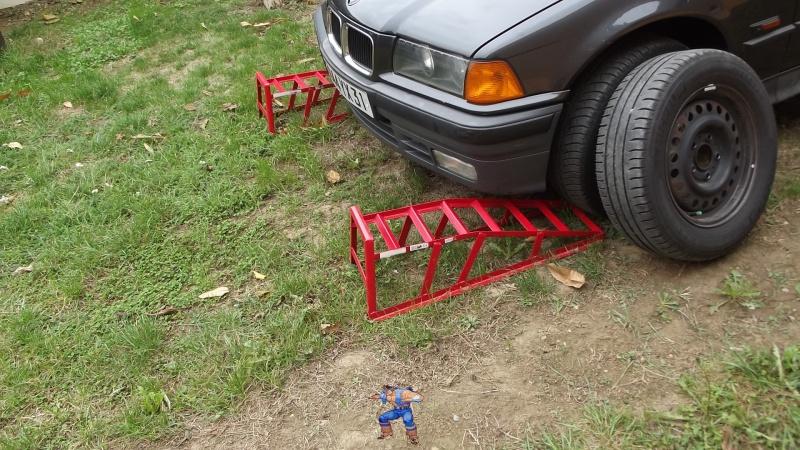 [BMW 316i E36 M40 1992] Tutoriel + photos freinage arrière tambours (résolu) 1884983Calageavant
