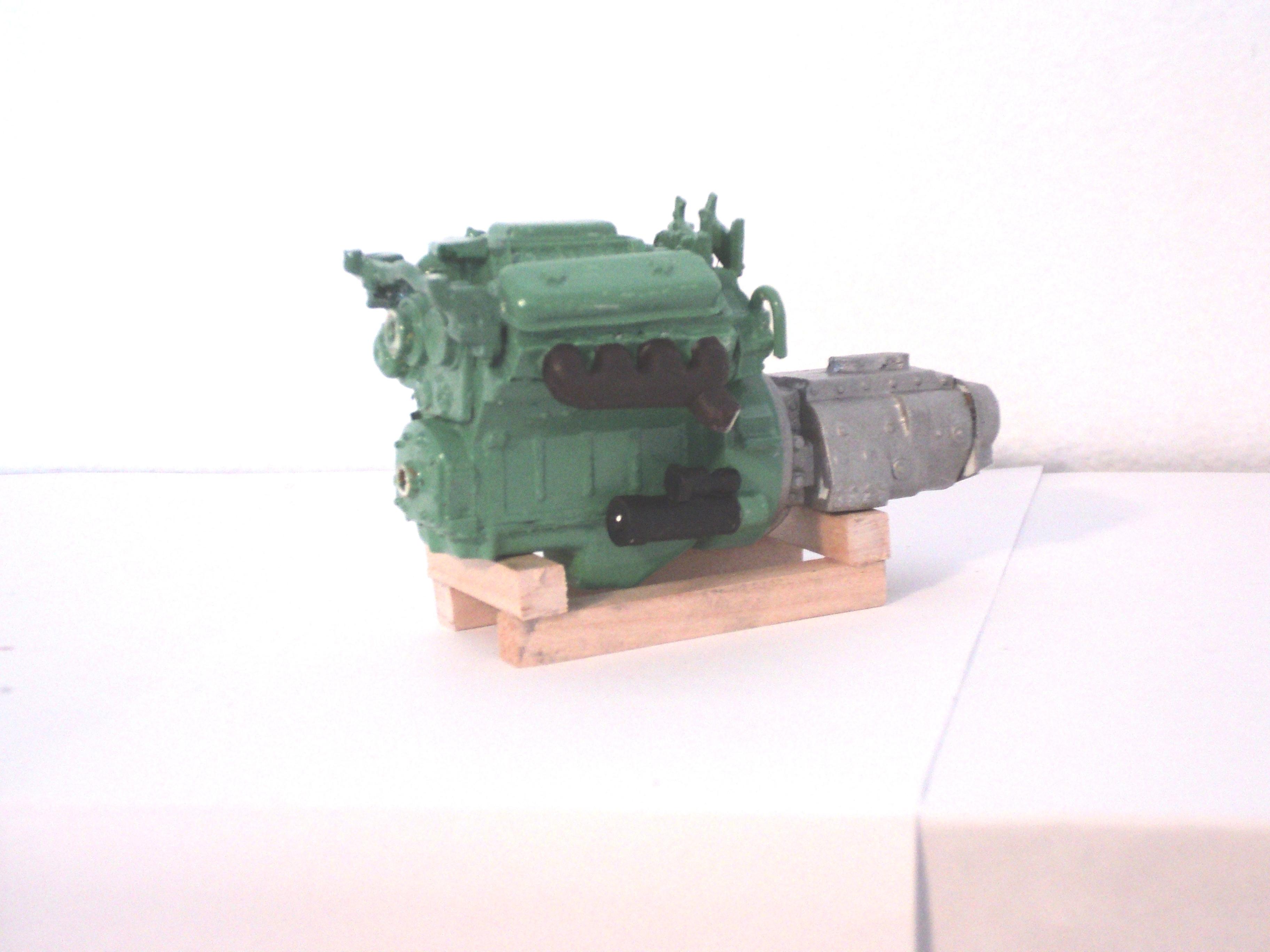 1975 Peterbilt cabover 1-25 1888110521975Peterbuiltmoteur