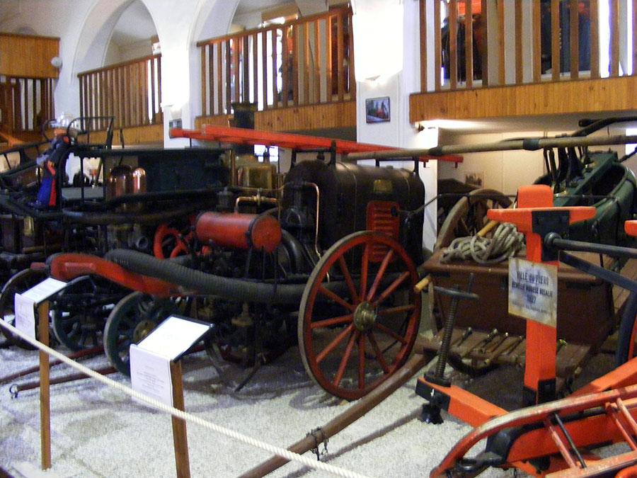 Musée des Pompiers de Bagnoles de l'Orne (Calvados) [fermé] 189051DSCF1733z9